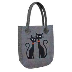 d7791ec8faa Eko taška - kabelka Kočky I